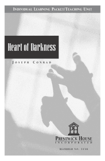 Heart of Darkness Teaching Unit