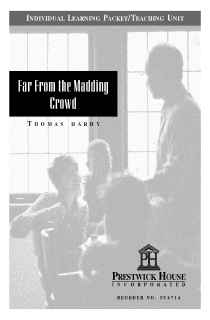 Far from the Madding Crowd Teaching Unit