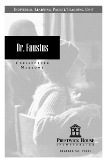 Doctor Faustus Teaching Unit