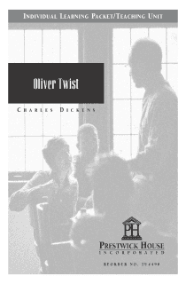 Oliver Twist Teaching Unit