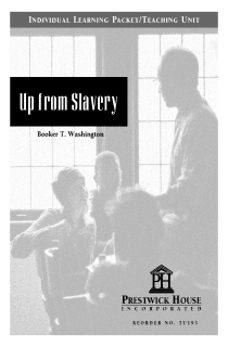 Up from Slavery Teaching Unit