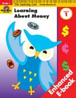 Learning Line Math: Learning about Money (Enhanced eBook)