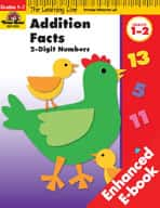 Learning Line Math: Addition Facts (Enhanced eBook)