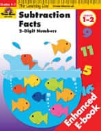 Learning Line Math: Subtraction Facts (Enhanced eBook)