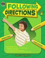 Following Directions: Grade 4