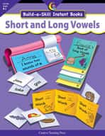 Short And Long Vowels, Build-A-Skill Instant Books (Enhanced eBook)