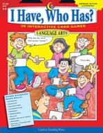 Language Grades 5-6 - I Have, Who Has Series (Enhanced eBook)