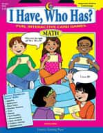 I Have, Who Has Math 1-2 (Enhanced eBook)