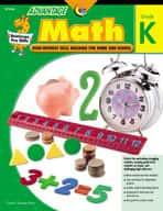Math Grade K - Advantage Workbooks (Enhanced eBook)