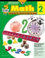 Math Grade 2 - Advantage Workbooks (Enhanced eBook)