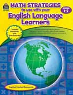 Math Strategies to use with English Language Learners: Grades 1-2 (Enhanced eBook)