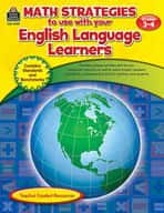 Math Strategies to use with English Language Learners: Grades 3-4 (Enhanced eBook)
