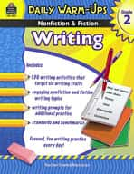 Daily Warm-Ups: Nonfiction and Fiction Writing Grade 2 (Enhanced eBook)