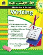 Daily Warm-Ups: Nonfiction and Fiction Writing Grade 4 (Enhanced eBook)