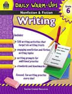 Daily Warm-Ups: Nonfiction and Fiction Writing Grade 6 (Enhanced eBook)