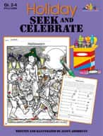 Holiday Seek and Celebrate (Enhanced eBook)