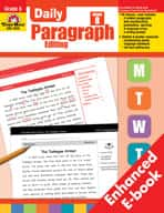 Daily Paragraph Editing: Grade 8 (Enhanced eBook)