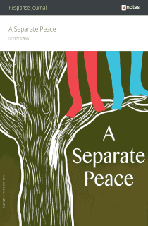A Separate Peace eNotes Response Journal