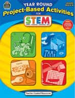 Year Round Project-Based Activities for STEM: PreK-Kindergarten