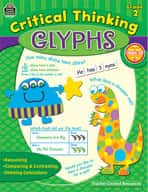 Critical Thinking Glyphs: Grade 2 (Enhanced eBook)
