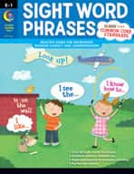 Sight Word Phrases (Enhanced eBook)