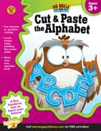 Cut and Paste the Alphabet