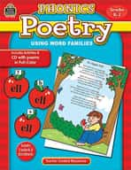 Phonics Poetry Using Word Families