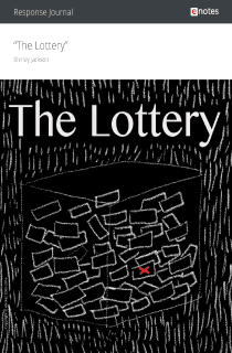 The Lottery eNotes Response Journal