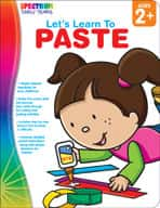 Spectrum Early Years: Let's Learn to Paste