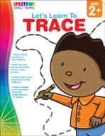 Spectrum Early Years: Let's Learn to Trace