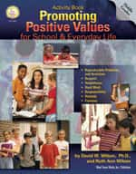 Promoting Positive Values for School and Everyday Life by Mark Twain Media