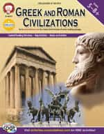 Greek and Roman Civilizations by Mark Twain Media
