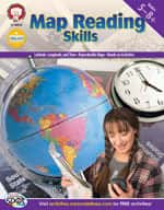 Map Reading Skills by Mark Twain Media