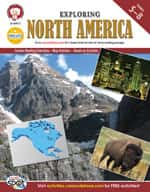 Exploring North America by Mark Twain Media