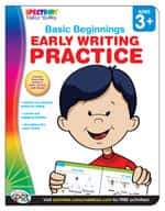 Spectrum Early Years Basic Beginnings: Early Writing Practice