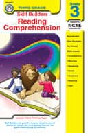Skill Builders Reading Comprehension, Grade 3