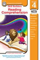 Skill Builders Reading Comprehension, Grade 4