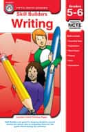 Skill Builders Writing, Grades 5-6