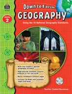 Down to Earth Geography: Grade 2 (Enhanced eBook)