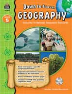 Down to Earth Geography: Grade 5 (Enhanced eBook)