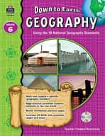 Down to Earth Geography: Grade 6 (Enhanced eBook)